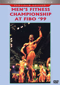 Men\'s Fitness Championships at FIBO \'99