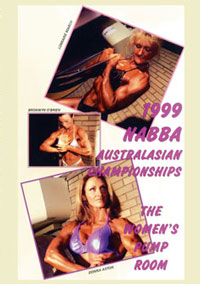 1999 NABBA Australasian Women's Pump Room