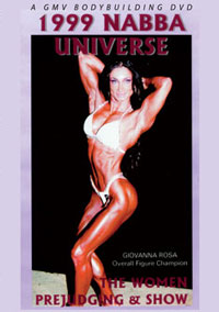 1999 NABBA Universe: The Women\'s Prejudging & Show