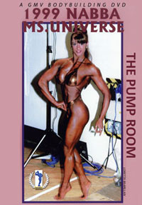 1999 NABBA Ms Universe: The Women's Pump Room
