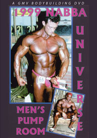 1999 NABBA Mr. Universe: Men\'s Pump Room