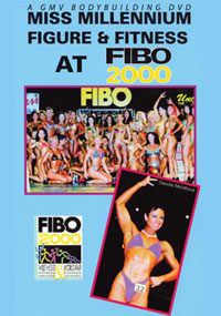 2000 NABBA / WFF Miss Millennium Figure/Fitness at FIBO 2000