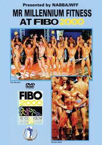 2000 NABBA/WFF Mr. Millennium Fitness at FIBO 2000