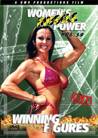 Women\'s Muscle Power #10 Winning Figures