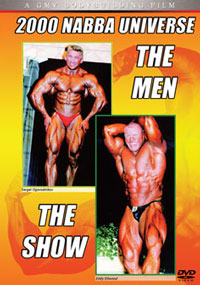 2000 NABBA Universe: The Men - The Show