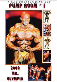 2000 Mr. Olympia - The Pump Room # 1
