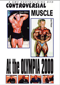 2000 Mr Olympia: Controversial Muscle