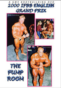 2000 IFBB English Grand Prix: The Pump Room