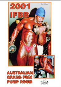 2001 IFBB Australian Grand Prix - The Pump Room