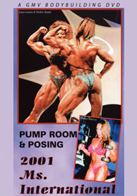2001 Ms. International: Pump Room & Posing