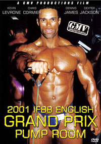 2001 IFBB English Grand Prix - Pump Room
