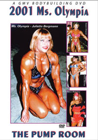 2001 Ms. Olympia - the Pump Room