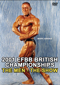 2001 EFBB British Championships: Men - The Show