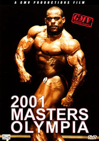 2001 Masters' Olympia