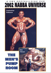 2002 NABBA Universe: The Men\'s Pump Room