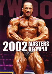 2002 Masters' Olympia: Prejudging & Show