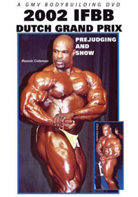 2002 IFBB Dutch Grand Prix