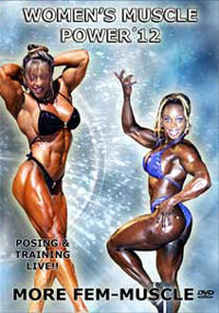Women's Muscle Power # 12: More FemMuscle - Live