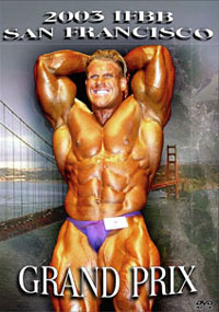 2003 IFBB San Francisco Pro Grand Prix