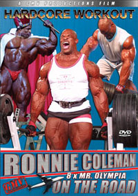 Ronnie Coleman - On The Road