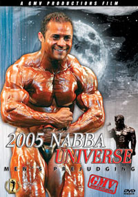 2005 NABBA Universe - The Men's Prejudging