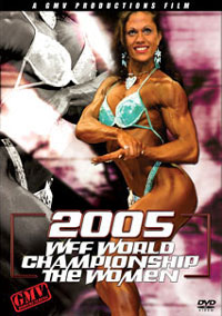 2005 WFF World Championship - The Women