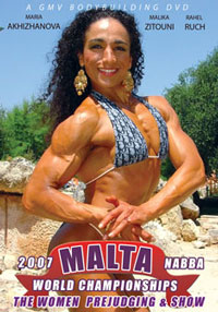 2007 NABBA World Championships: Women - Prejudging and Show