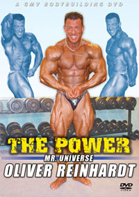 THE POWER – Mr. Universe OLIVER REINHARDT