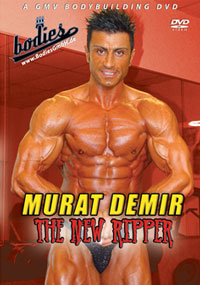 MURAT DEMIR – Mr Universe: THE NEW RIPPER!