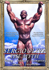 "SERGIO OLIVA – ""The Myth"""