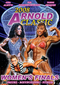 2008 Arnold Classic: The Complete Women's Finals