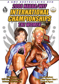 2008 NABBA-WFF International Contest - The Women