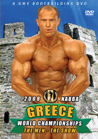 2008 NABBA World Championships: Men - Show