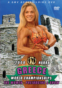 2008 NABBA World Championships - The Women: Prejudging and Show