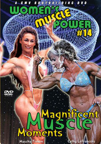 Women\'s Muscle Power # 14 – Magnificent Muscle Moments