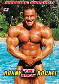 RONNY �THE ROCK� ROCKEL
