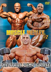 Muscle Medley #2 The Stars Pump & Pose