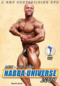 2009 NABBA UNIVERSE: MEN – THE SHOW