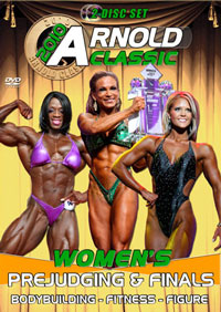 2010 Arnold Classic The Women's Prejudging & Finals