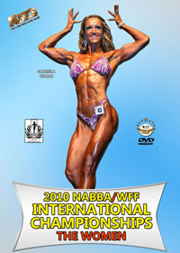 2010 NABBA/WFF International Championships: Women