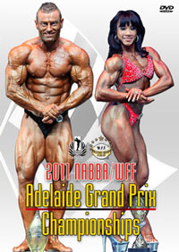 2011 NABBA/WFF Grand Prix - Lee Priest Guest Poser