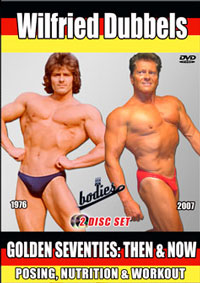 Wilfried Dubbels - Golden Seventies: Then and Now - 2 Disc Set