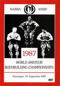 1987 NABBA World Amateur Bodybuilding Championships