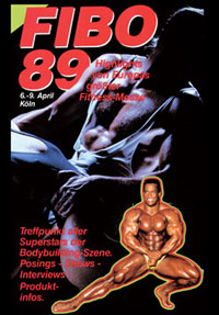 FIBO \'89: Galaxy of Physique Stars