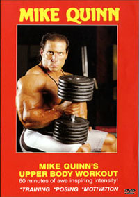 Mike Quinn - Upper Body Workout