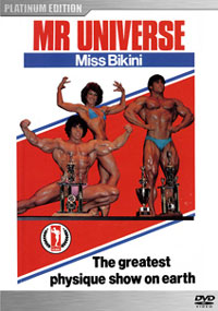 1983 Mr & Miss NABBA Universe: Platinum Edition