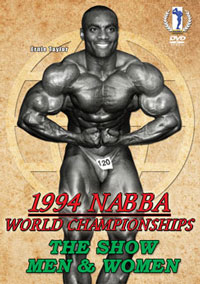 1994 NABBA World Championships