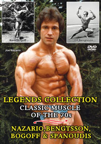Legends Collection: Classic Muscle of the 70s