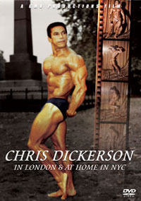 Chris Dickerson in London and at home in NYC