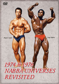 1974 & 1976 NABBA Universes Revisited